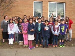 2014 Campus Beautification Grant - Brown Elem1 resized