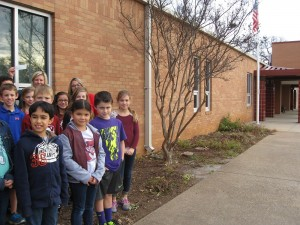 Brown Campus Beautification Grant - Brown Elem2 resized