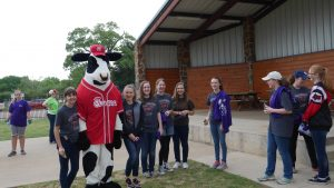 NJHS Chick fillet cow group